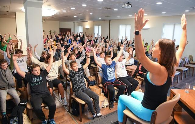 Ponad sto kobiet uczestniczyło w spotkaniu zorganizowanym przez Otylię Jędrzejczak