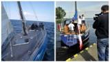 Zatonął znany szczeciński jacht Sharki. Załogę uratowano