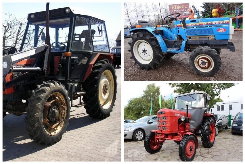 Przygotowaliśmy około 20 ofert ciągników rolniczych na...