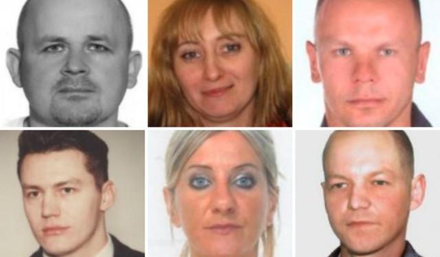 Polska policja poszukuje kilkudziesięciu morderców, którzy uciekli przed wymiarem sprawiedliwości. Mogą znajdować się wszędzie. Rozpoznajesz kogoś? Może któryś z nich jest Twoim sąsiadem? Jeśli tak, koniecznie daj znać organom ścigania!