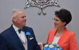 Wadowice. Były starosta powiatu wadowickiego poślubił byłą wicestarościnę. Najpierw była praca w samorządzie a potem miłość
