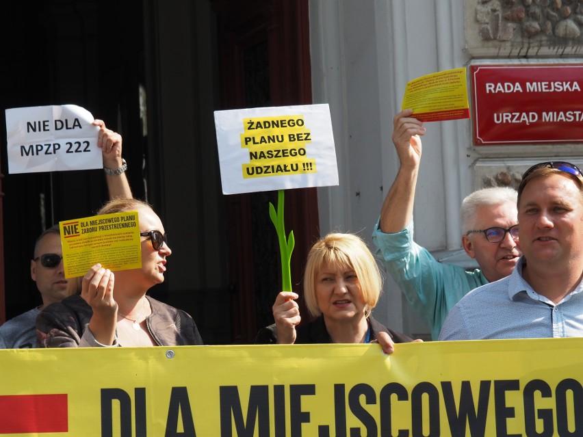 Mieszkańcy Nowosolnej planują protest i blokadę Brzezińskiej...