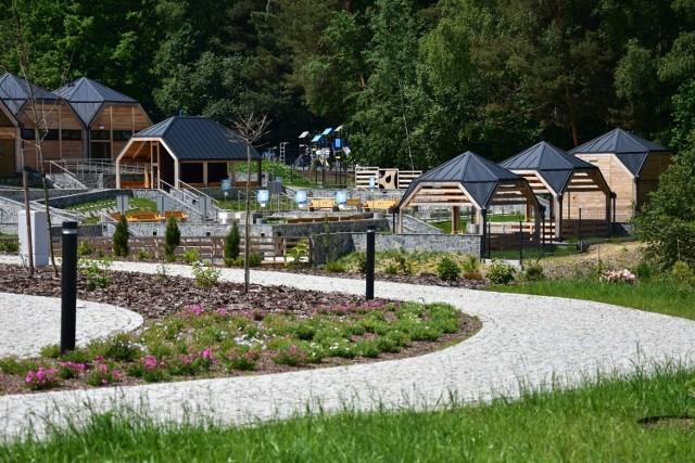 Otwarcie Parku Zdrojowego w Ciężkowicach planowane jest na 25 czerwca