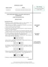 Egzamin Gimnazjalny 2018 Operon - próbny egzamin: J. POLSKI (Arkusz, Odpowiedzi)