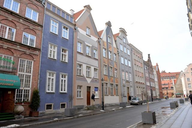 Mieszkania, które wynajmie turystom miasto, znajdują się m.in. przy ulicy Ogarnej.
