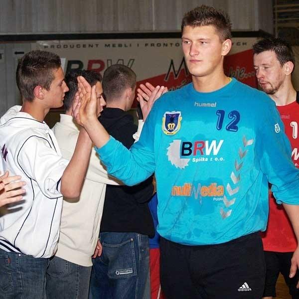 Piłkarze ręczni dziękowali drugiej, co do liczebności publiczności w Polsce za doping w całym sezonie.