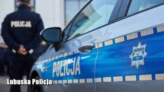 Policjanci z Gubina pomogli sparaliżowanemu mężczyźnie.