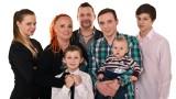 """Siedmioosobowa rodzina z Gdańska weźmie udział w programie """"Bitwa o dom"""""""