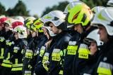 Strażacy ochotnicy w akcji. Zawody w Ogrodach Hortulus [ZDJĘCIA]