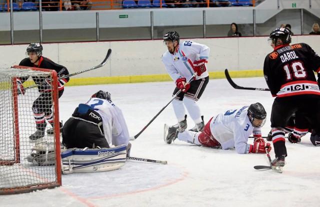 W listopadzie w Bombonierce łodzianom nie dali rady gracze z Bydgoszczy. Czy w sobotę łódzkie lodowisko pozostanie niezdobyte?
