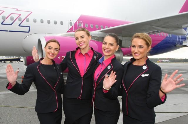 Wizz Air oferuje pracę w Katowicach