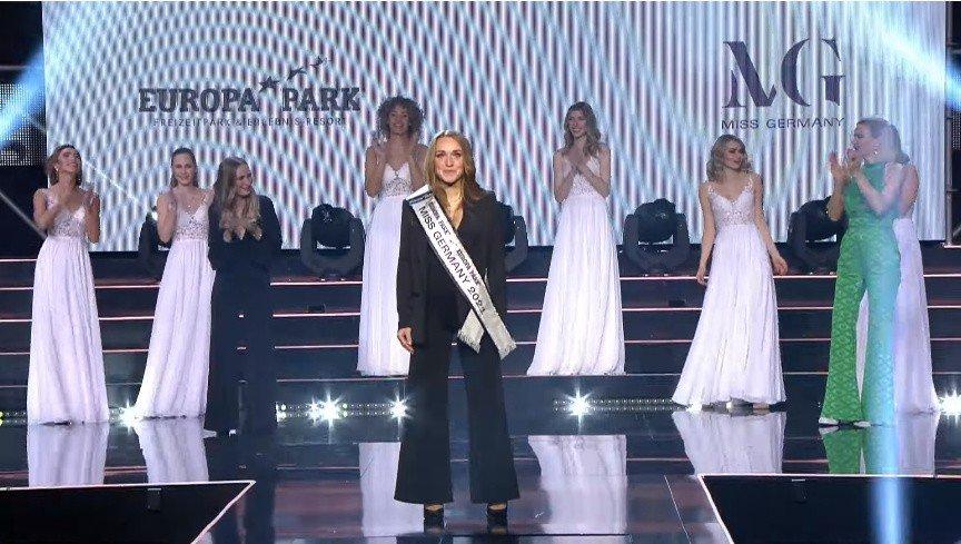 Miss Niemiec 2021. Anja Kallenbach urodziła dwójkę dzieci ...