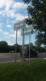 Baranowo: Podwójne znaki przy drogach zdezorientowały kierowców