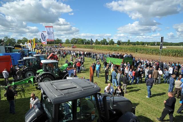 PODR w Szepietowie - jedna  z organizowanych imprez Dzień Kukurydzy