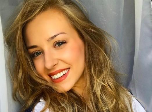 """Wśród tegorocznych finalistek konkursu Miss Polonia 2019 są dziewczęta w wieku 18-25 lat, mierzące od 166 cm do aż 183 cm wzrostu. O tym, która z nich otrzyma koronę Najpiękniejszej Polki dowiemy się w trakcie wielkiego finału 90-lecia Miss Polonia już jesienią.W gronie 20 finalistek jest 22-letnia Klaudia Kroczek, która pochodzi z Rzeszowa. Zobacz też: """"Najseksowniejsza pupa na świecie"""". Gwiazda fitness robi furorę dzięki zgrabnym pośladkom"""