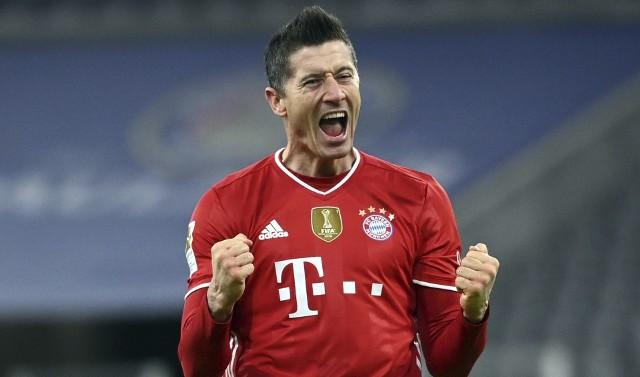 """Rekord na horyzoncie. Nie """"czy"""", ale """"kiedy"""" Lewandowski dogoni Müllera"""