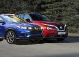 Nissan Juke vs Honda HR-V. Wybieramy crossovera do 100 000 złotych
