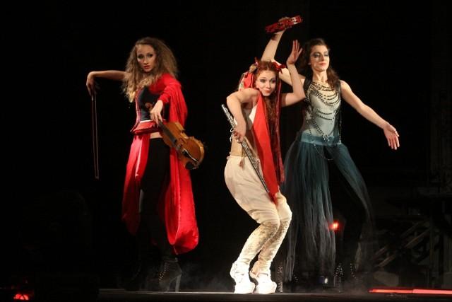 """Spektakl """"Wyzwolenie"""" krakowskiego Teatru Stu w reżyserii Krzysztofa Jasińskiego można było zobaczyć podczas XVII Festiwalu Kultury Chrześcijańskiej w Łodzi"""