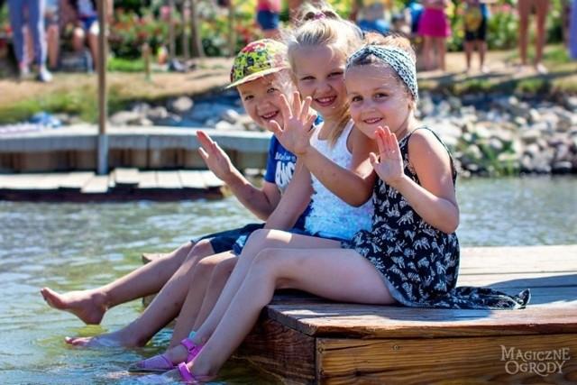 Magiczne Ogrody w Trzciankach zapraszają od 22 maja.
