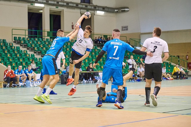 MKS Brodnica wygrał z AZS UKW Bydgoszcz w sobotę, 13 lutego
