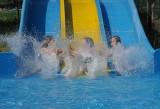 Słoneczny Wrotków kończy sezon. Czy pogoda pozwoli nam jeszcze skorzystać z kompleksu basenów nad Zalewem Zemborzyckim?