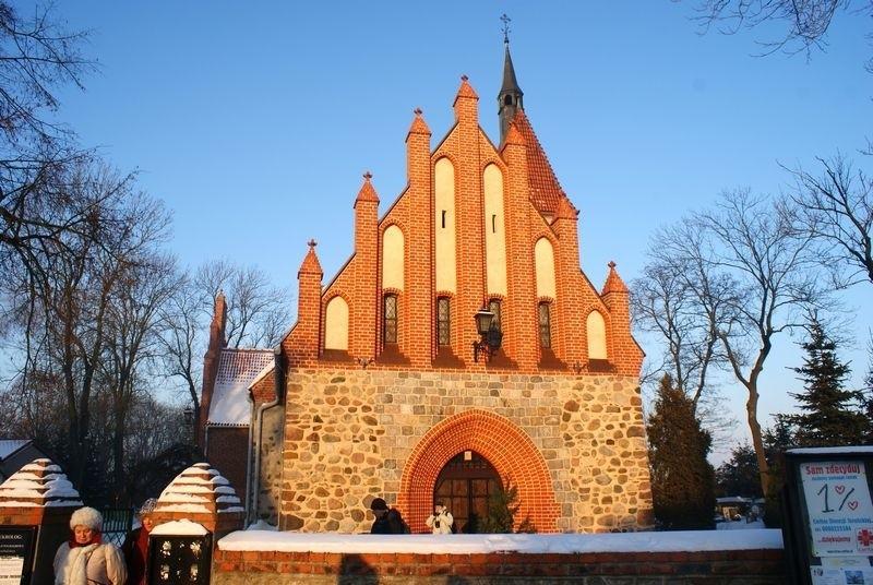 Zima na unisławskim stoku