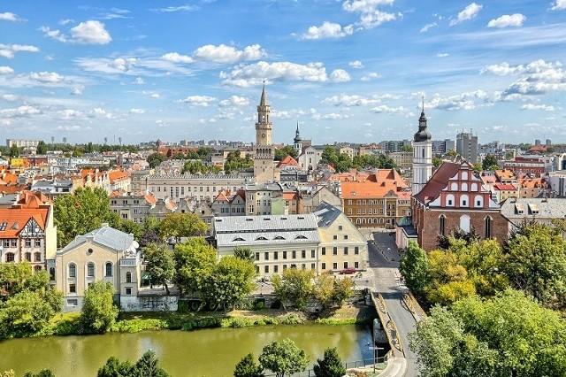 Panoramę Opola z Wieży Piastowskiej będzie można zobaczyć w niedzielę za darmo.