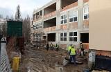 Rozbudowa Szkoły Podstawowej nr 59. Trzeci wykonawca kończy pechową inwestycję