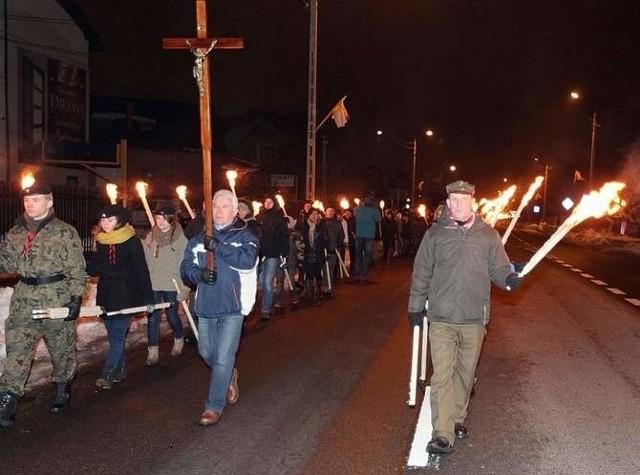 Marsz papieski na Krywlany to już białostocka tradycja