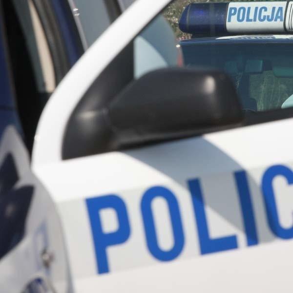 Policja wyjaśnia dlaczego doszło do wypadku.