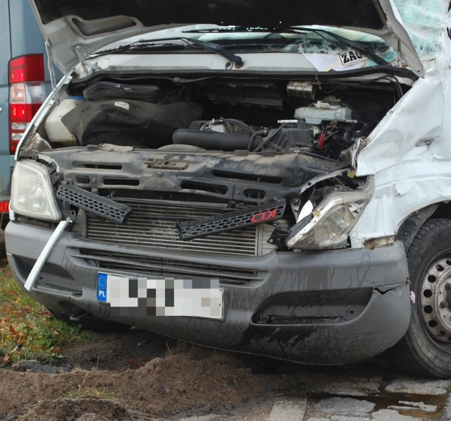 Wypadek w Celbowie