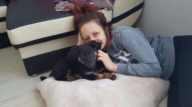 Karolina Gołąbek razem z partnerem adoptowała 11-miesięczną Tosię. - To była miłość od pierwszego wejrzenia - śmieje się