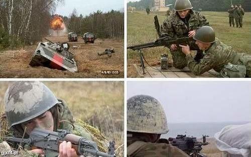 Batalion Zmechanizowany w Lęborku.