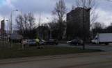 Groźny wypadek na Retkini. Tramwaj zderzył się z samochodem osobowym