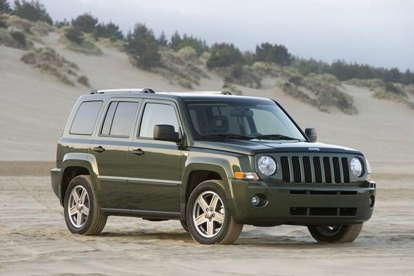 Patriot to obecnie najtańszy model w gamie Jeepa