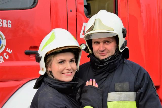 randki ze strażakami