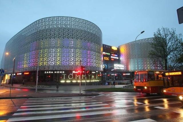A tak prezentowała się Galeria Korona Kielce w dniu otwarcia, 16 maja 2012 roku.