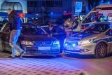 Pościg w Koszalinie. Nietrzeźwy kierowca, którego zatrzymały dopiero policyjne strzały, trafił do aresztu