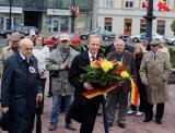 Święto 3 Maja - złożono kwiaty na placu Wolności [zdjęcia]