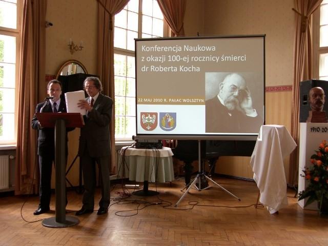 Konferencja naukowa z okazji 100-lecia rocznicy śmierci Roberta Kocha