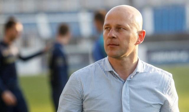 Przed trenerem Januszem Niedźwiedziem mnóstwo pracy