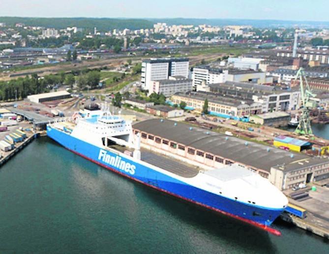 Port Gdynia stawia na rozwój połączeń typu ro-ro
