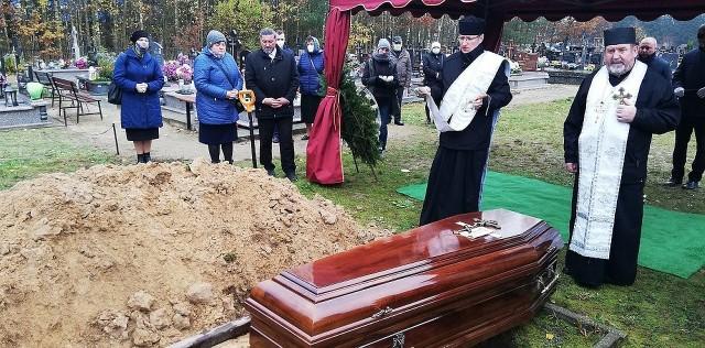 Ks. Eugeniusz Podgajecki - uroczystości pogrzebowe