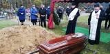 Ks. Eugeniusz Podgajecki nie żyje. Cmentarz prawosławny w Dubinach miejscem spoczynku duchownego (zdjęcia)