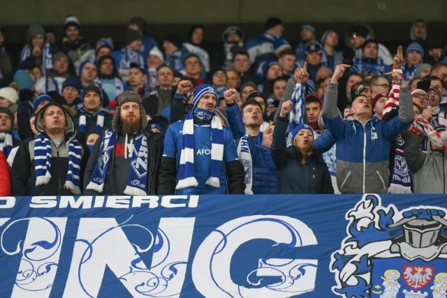 Podczas ostatniego meczu Lecha z Legią przy Bułgarskiej na stadionie pojawiło się ponad 24 tys. kibiców. Tym razem będzie ich jeszcze mniej...