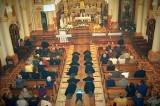 Pierwsze wieczyste śluby zakonne w sanktuarium w Kałkowie. To było niezwykłe religijne wydarzenie  [ZDJĘCIA]