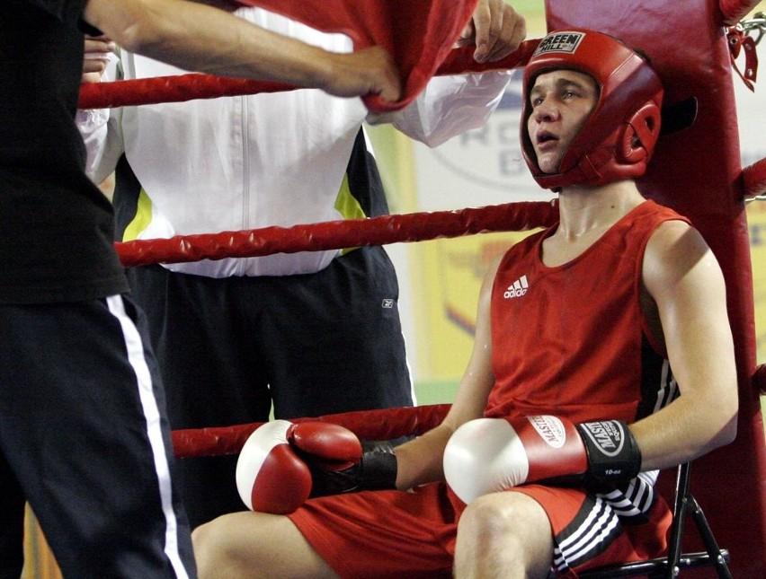 Michał Żeromiński rozpoczyna karierę na zawodowym ringu
