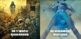 Koronawirus i kwarantanna w obrazach Beksińskiego? Te memy podbijają internet. Sztuka przemawia w dobie epidemii koronawirusa?