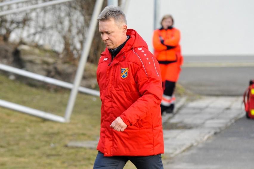 Mirosław Smyła, nowy trener Wigier