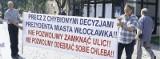 Bój o przebudowę placu Wolności we Włocławku